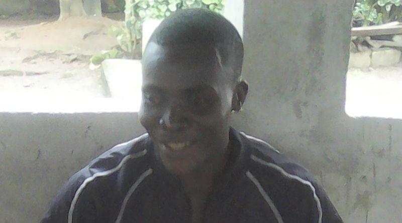 リベリア人男性