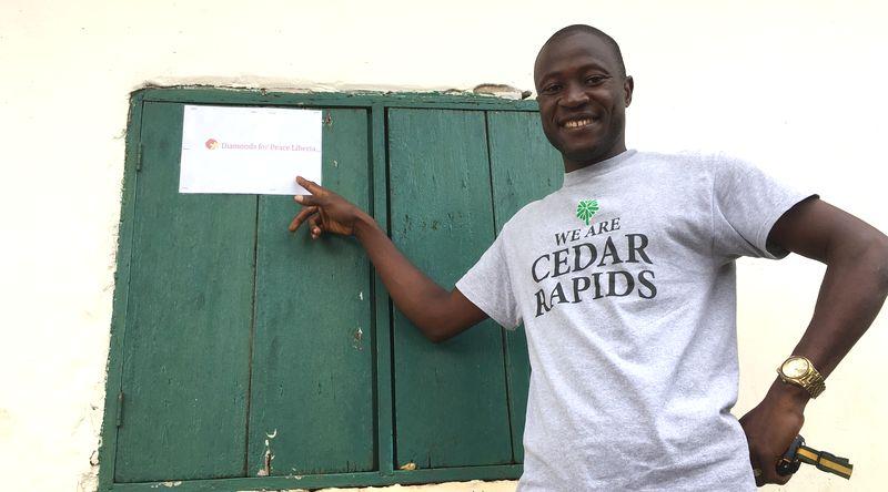 DFP Liberia
